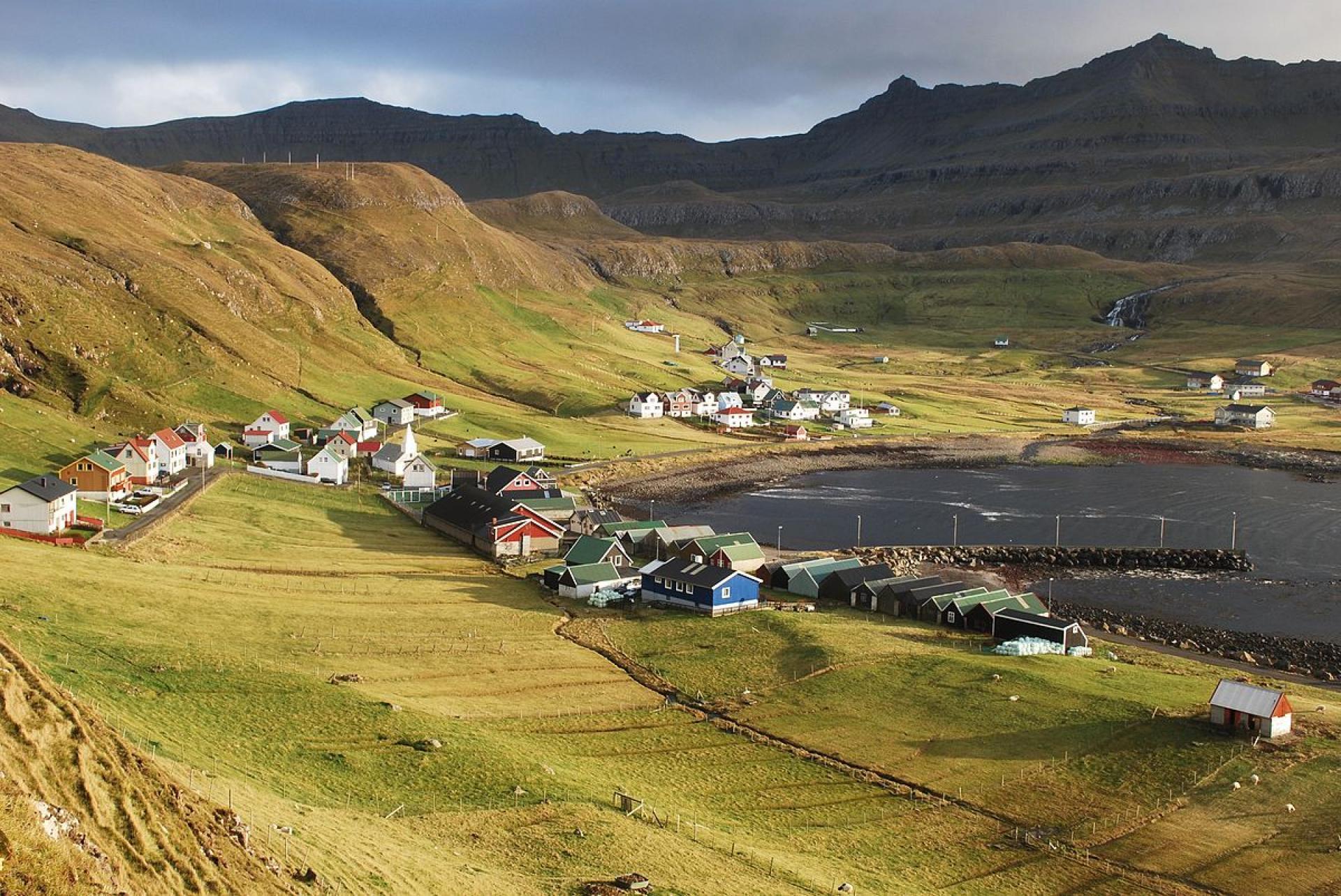 Faroe Islands Map